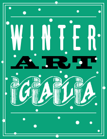 Winter Art Gala