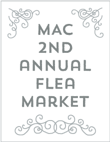 MAC 2nd Annual Flea Market