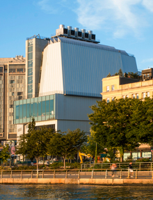 Destination Art: The Whitney Museum of American Art