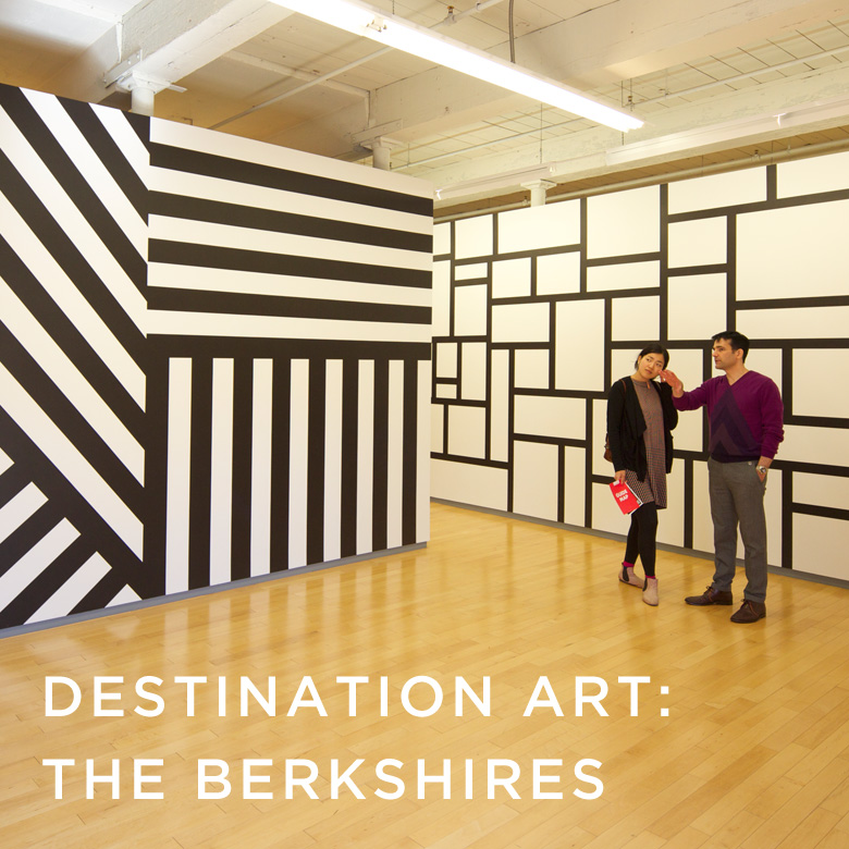 Destination Art: The Berkshires