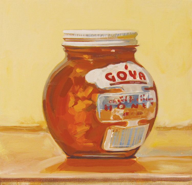 Walter Robinson, Honey, 2016