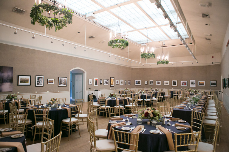 Mystic Museum of Art Gallery Wedding