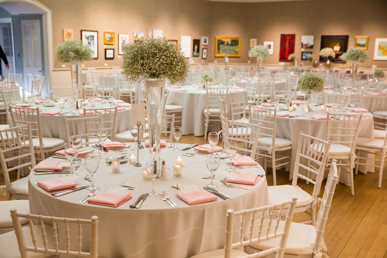 Find The Perfect Setting For Your Wedding: Mystic Museum Of Art