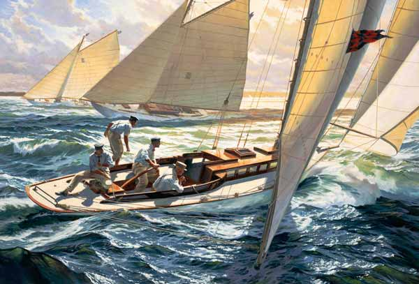 Russ Kramer, The Joy of Sailing