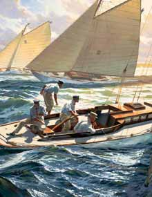 The Joy of Sailing, Russ Kramer