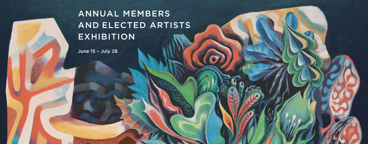 Annual Members and Elected Artists Exhibition 2018