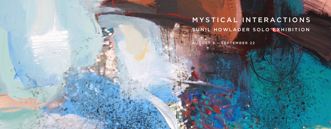 Mystical Interactions: Sunil Howlader Solo Exhibition