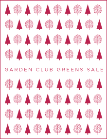 Garden Club Greens Sale